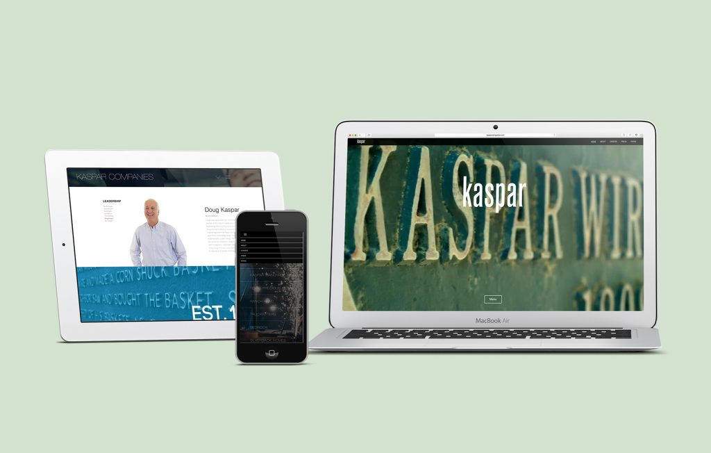 Kaspar Website