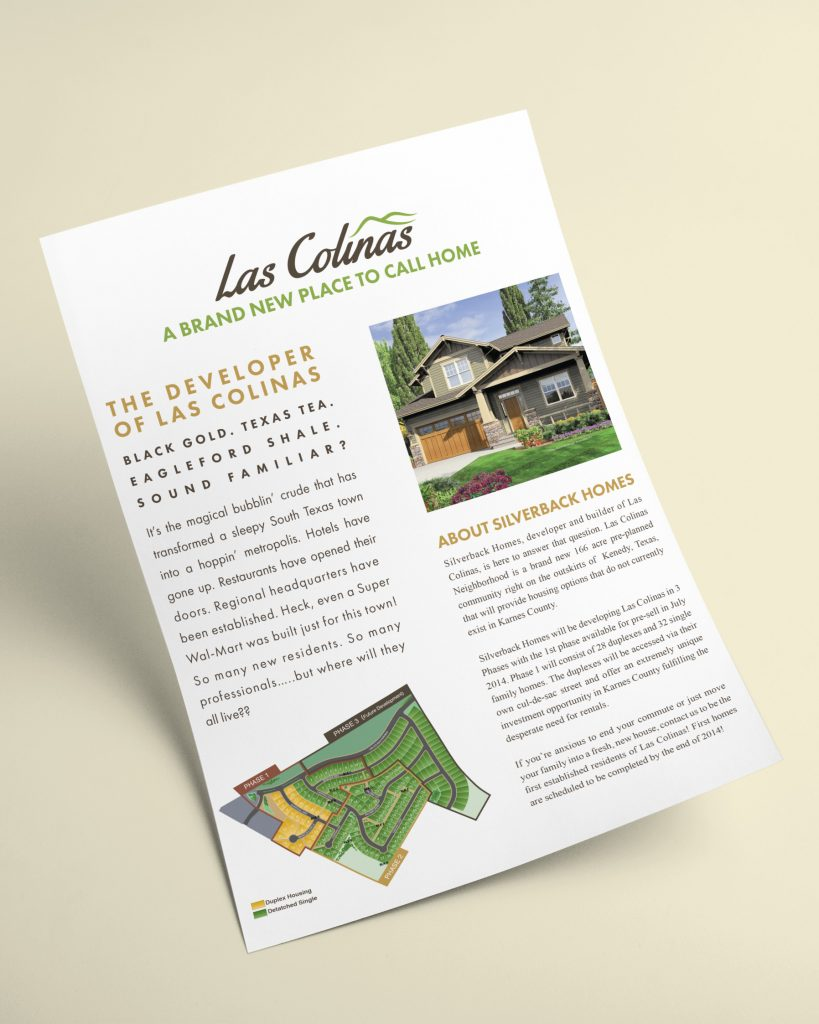 Las Colinas Buyer Packet