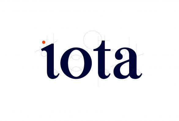 Iota Logo Schematics