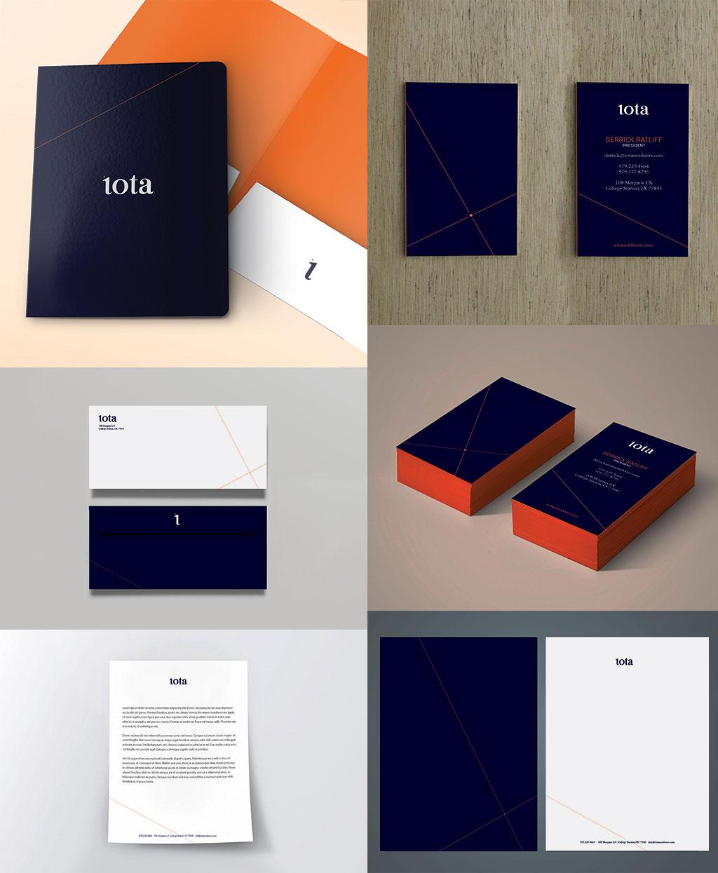 iota print materials